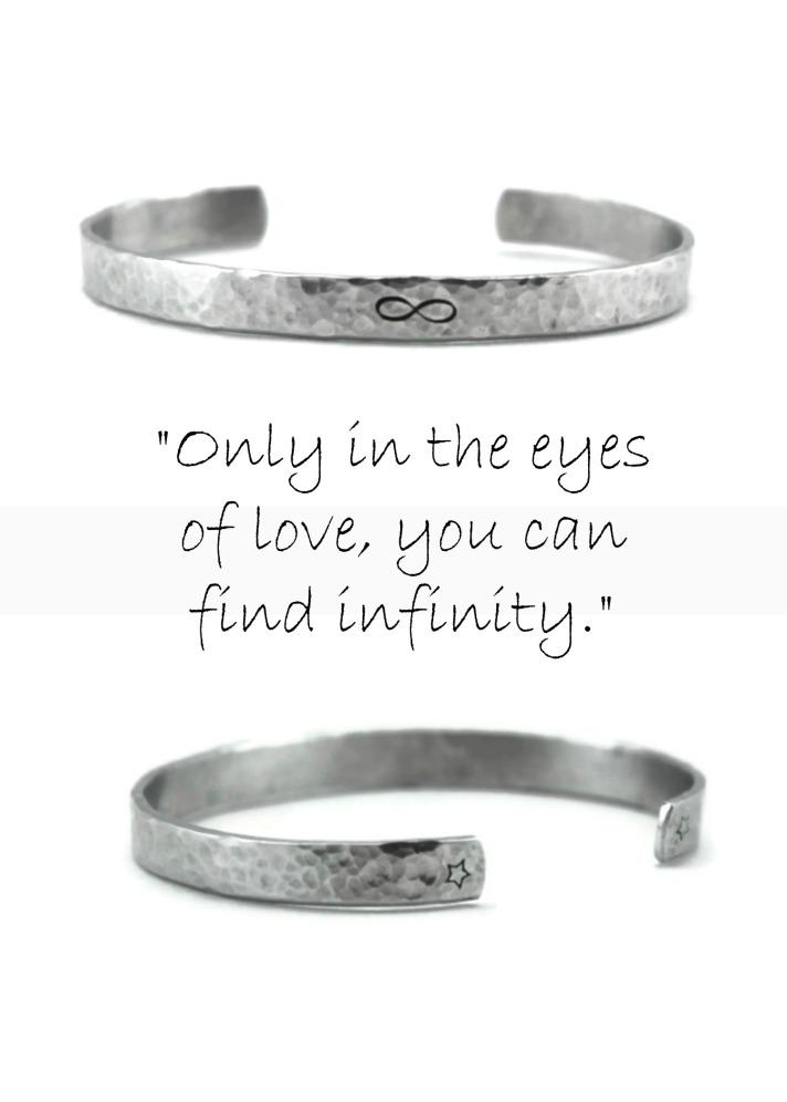 infinity cuff bracelet, infinity jewelry, infinity clair ashley, infinity fashion, infinity apparel